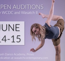 WCDC Auditions June 2019